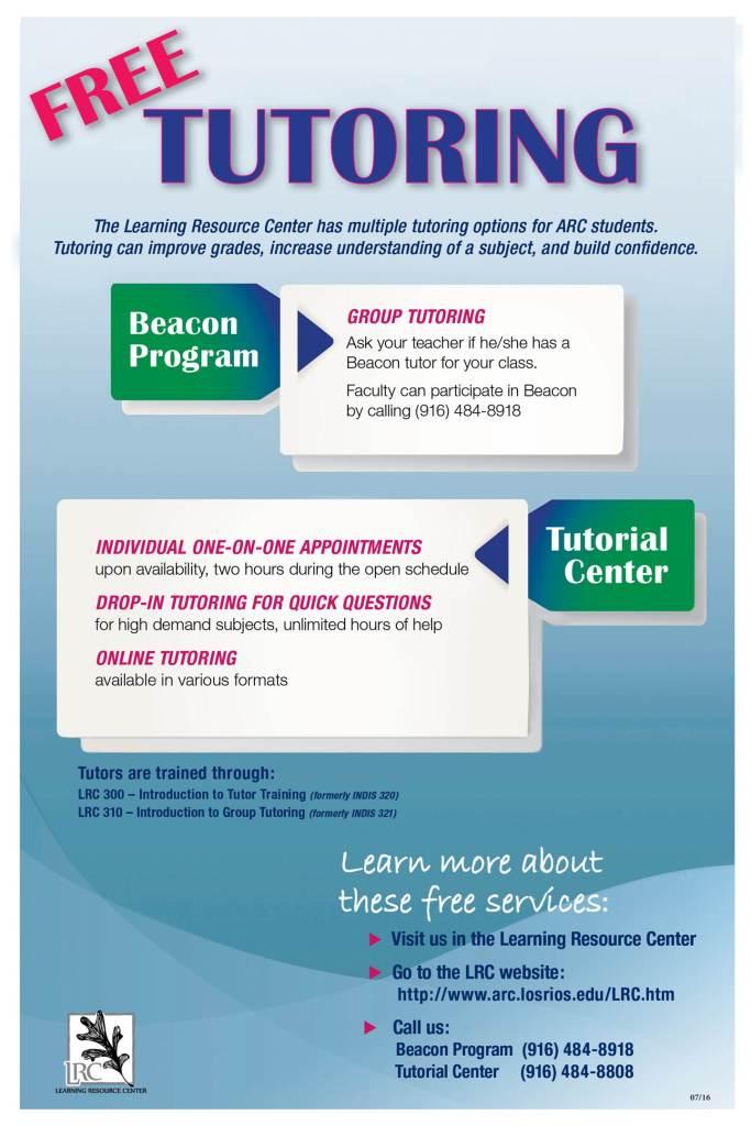 beacon tutor info