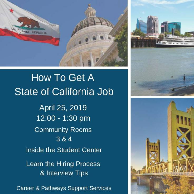 State Job workshop
