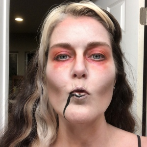 duckface zombie